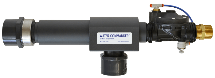 Water Commander Model MG36